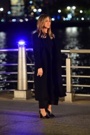 Jennifer Aniston Late Night Shoot for Her Upcoming Movie 2019/05/10 12