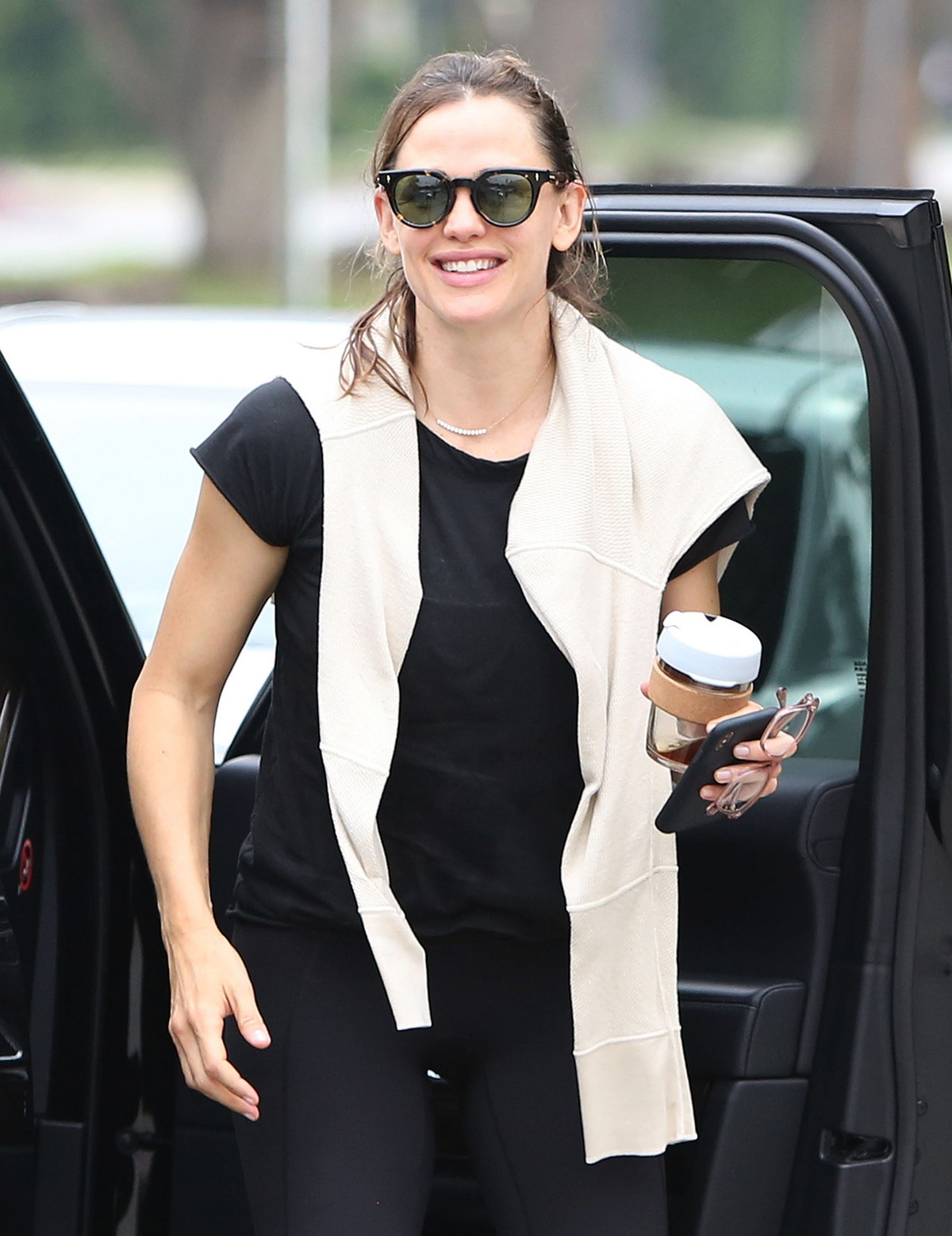 Jennifer Garner After The GYM in Brentwood 2019/05/04 14