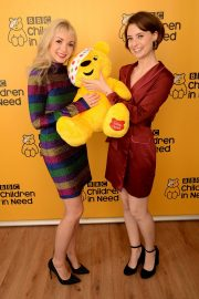 Jennifer Kirby at BBC Children in Need in London 2019/11/16 2
