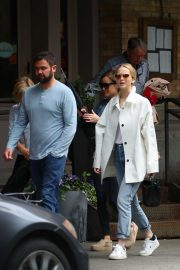 Jennifer Lawrence Spends Time with family in New York 2019/05/10 5