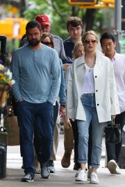 Jennifer Lawrence Spends Time with family in New York 2019/05/10 10