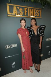 "Jessica Alba and Gabrielle Union at ""L.A.'s Finest"" Premiere in West Hollywood 2019/05/10 2"