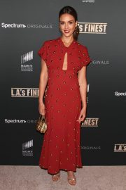 """Jessica Alba at """"L.A.'s Finest"""" Premiere at Sunset Tower in West Hollywood 2019/05/10 23"""