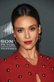 """Jessica Alba at """"L.A.'s Finest"""" Premiere at Sunset Tower in West Hollywood 2019/05/10 25"""