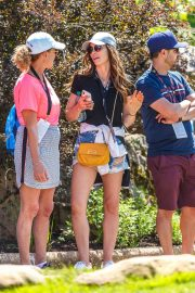 Jessica Biel at Legends of Golf Tournament in Missouri 2019/04/27 2
