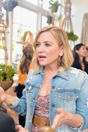 Jessica Capshaw Attends Veronica Beard Pacific Palisades Store Opening Party 2019/04/30 4