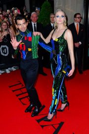 Joe Jonas and Sophie Turner Out for the Met Gala in New York 2019/05/06 3