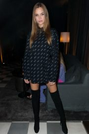 Josephine Skriver at 6th Anniversary Celebration During a Pre-Met Gala Party 2019/05/05 5