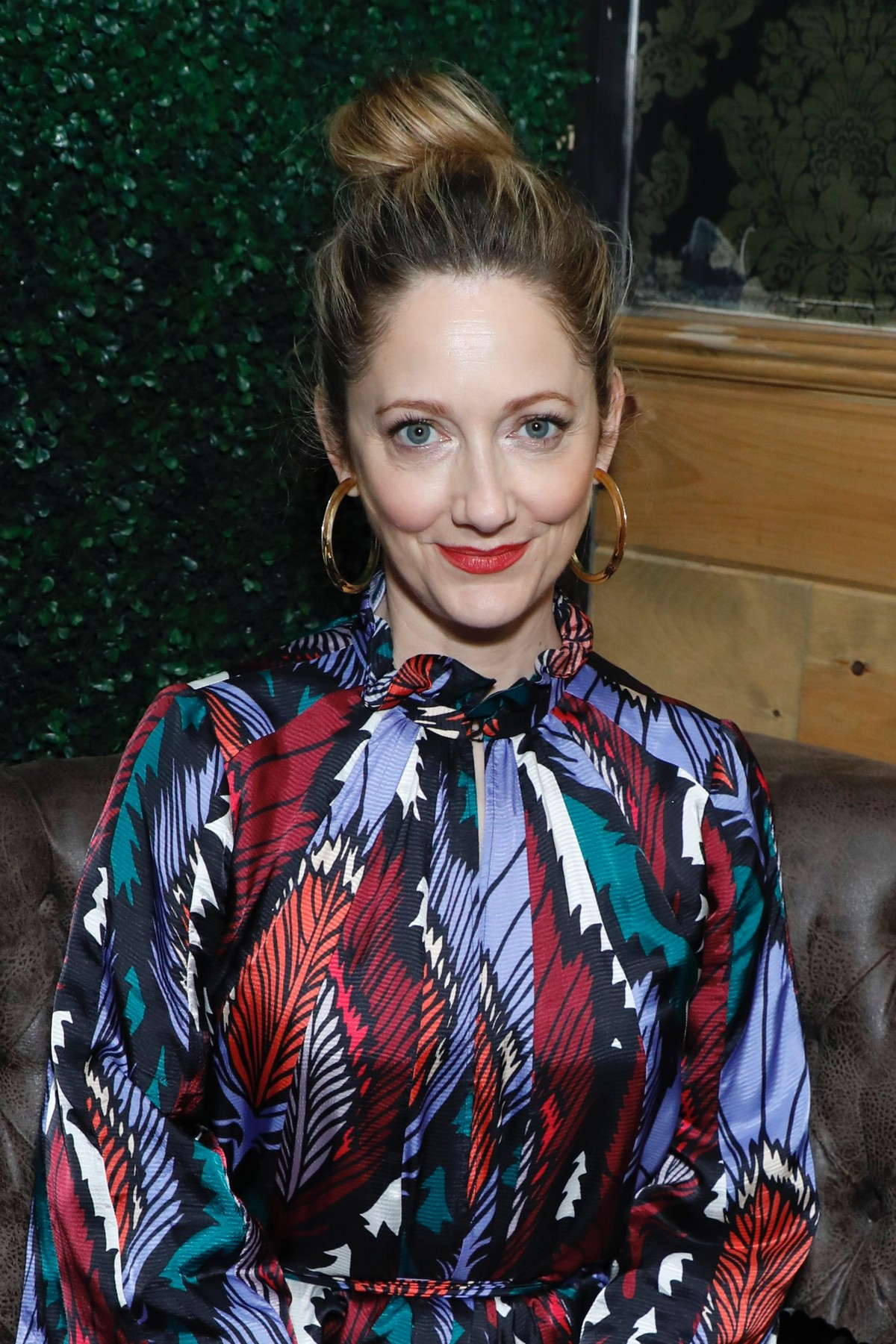 """Judy Greer at """"Buffaloed"""" Premiere at the 2019 Tribeca Film Festival in New York 2019/04/27 1"""