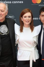 "Julianne Moore at ""See Life Through A Different Lens"" at 72nd Annual Cannes Film Festival 2019/05/15 6"