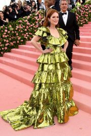 Julianne Moore at The 2019 Met Gala Celebrating Camp: Notes on Fashion in New York 2019/05/06 2