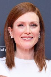 Julianne Moore in Stylish White Top During at 72nd Annual Cannes Film Festival 2019/05/15 6