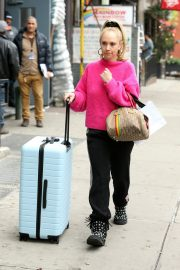 Juno Temple Out in New York 2019/04/30 1