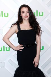 Kat Dennings at Hulu 2019 Upfront Presentation in New York 2019/05/01 1