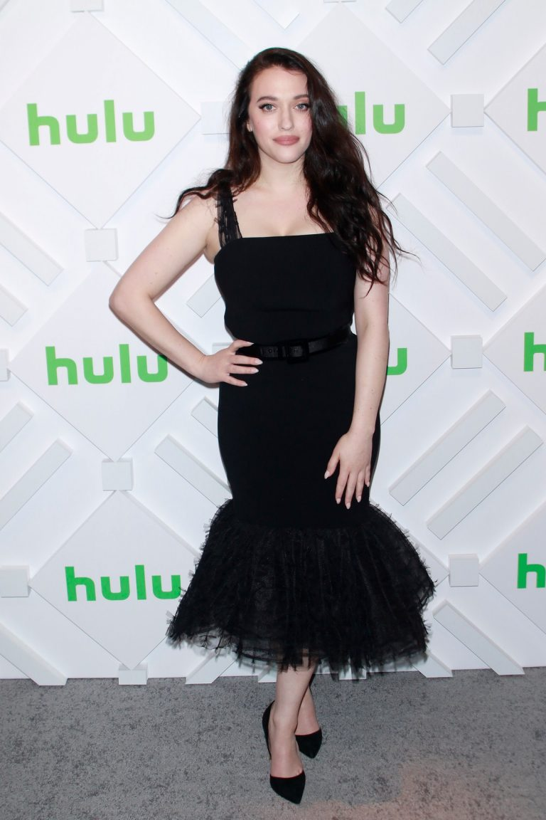 Kat Dennings at Hulu 2019 Upfront Presentation in New York 2019/05/01 3