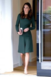 Kate Middleton at the Anna Freud Centre in London 2019/05/01 1