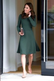 Kate Middleton at the Anna Freud Centre in London 2019/05/01 5