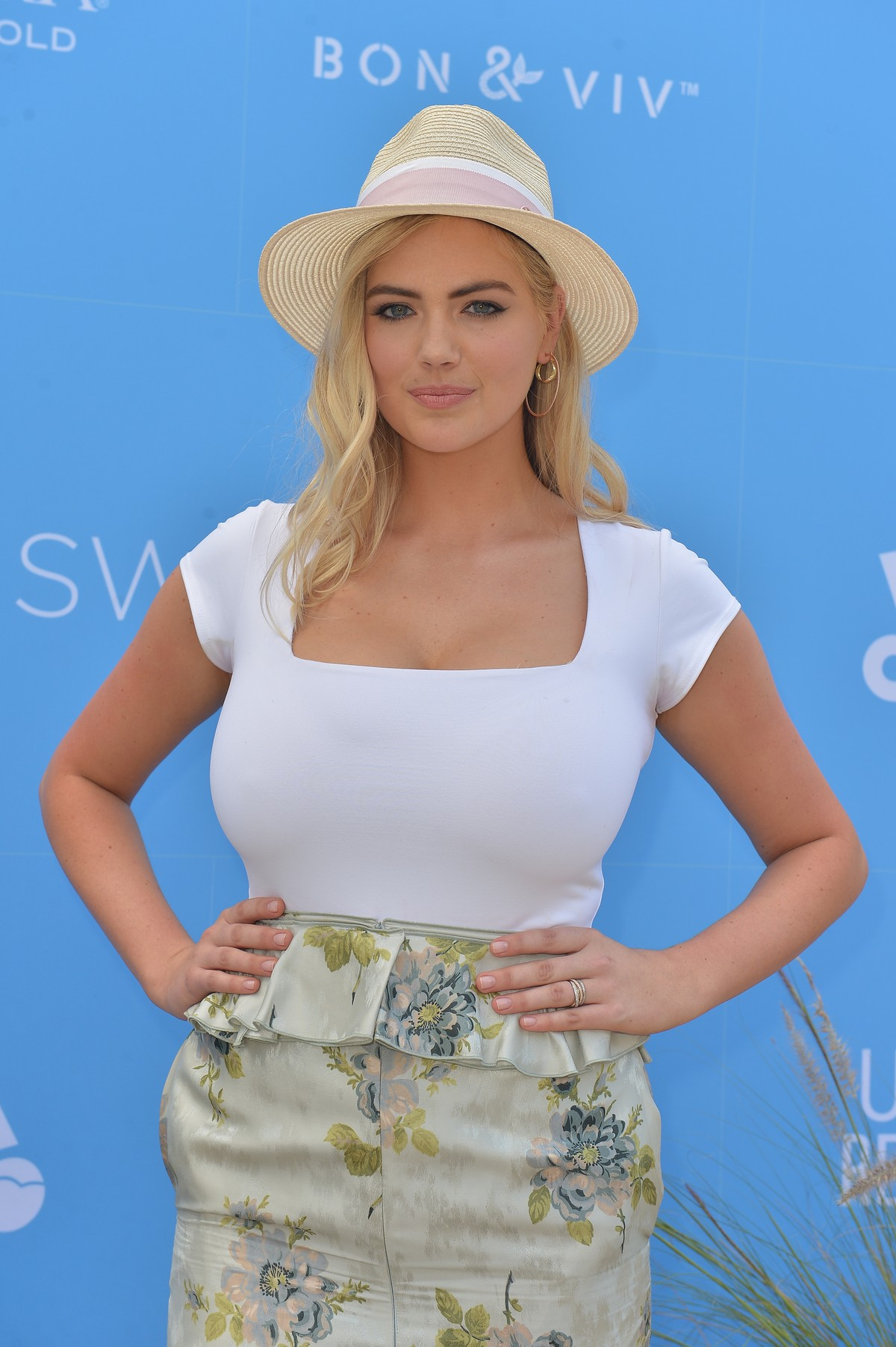 Kate Upton at the Sports Illustrated Swimsuit at Ice Palace Film Studios 2019/05/10 1