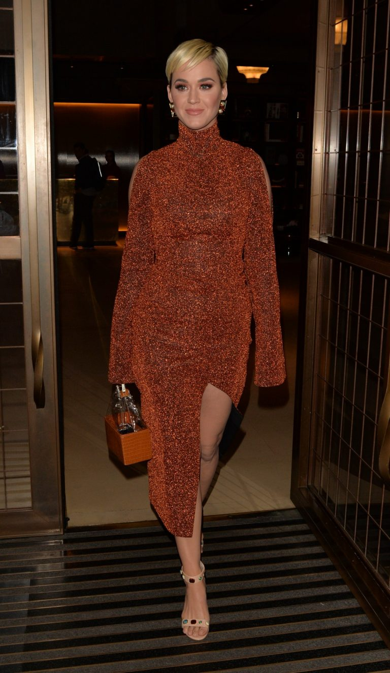 Katy Perry Out and About in London 2019/05/02 2