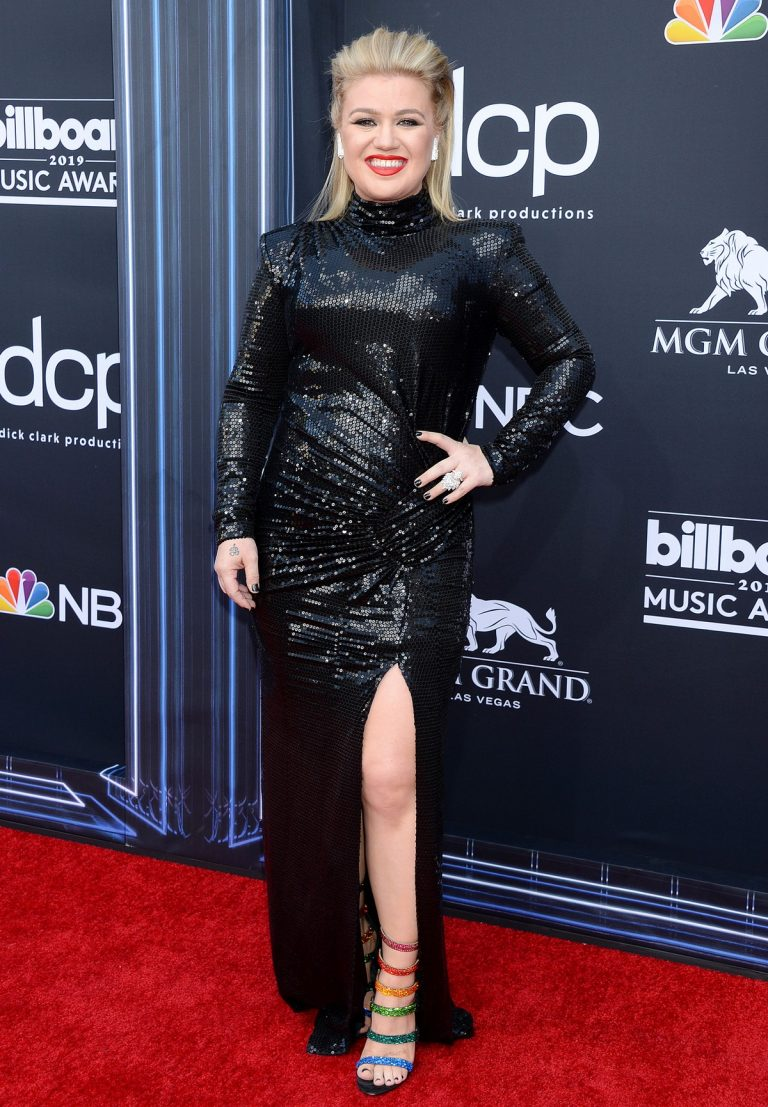Kelly Clarkson at 2019 Billboard Music Awards at MGM in Las Vegas 2019/05/01 2