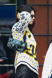 Kendall Jenner Out in New York 2019/05/04 6