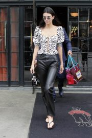 Kendall Jenner Out in New York of the Met Gala Event 2019/05/06 5