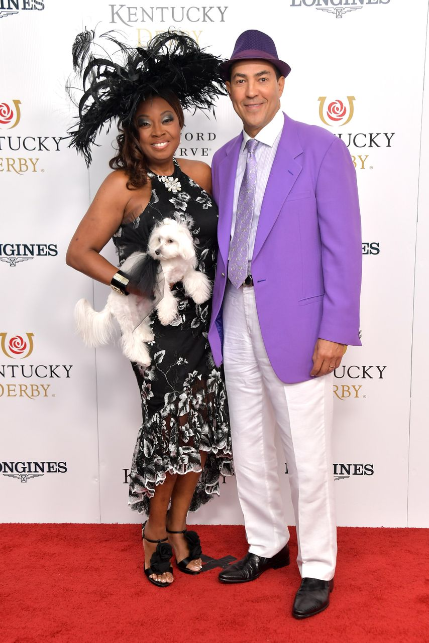 Kentucky Derby 2019 Celebrities Hit The Red Carpet