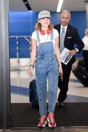 Kiernan Shipka Arrives at LAX Airport in Los Angeles 2019/05/02 6