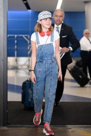 Kiernan Shipka Arrives at LAX Airport in Los Angeles 2019/05/02 7