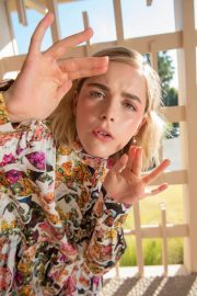 Kiernan Shipka for Nylon Magazine Photoshoot, May 2019 7