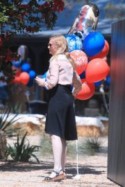 Kirsten Dunst Celebrates 1 Year Old Baby Birthday with family in Los Angeles 2019/05/04 1