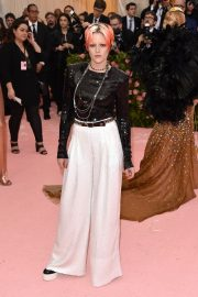 Kristen Stewart at The 2019 Met Gala celebrating Camp: Notes on Fashion in New York City 2019/05/06 2