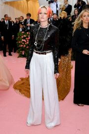 Kristen Stewart at The 2019 Met Gala celebrating Camp: Notes on Fashion in New York City 2019/05/06 11