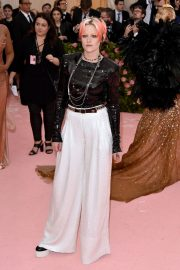 Kristen Stewart at The 2019 Met Gala celebrating Camp: Notes on Fashion in New York City 2019/05/06 12