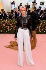 Kristen Stewart at The 2019 Met Gala celebrating Camp: Notes on Fashion in New York City 2019/05/06 13