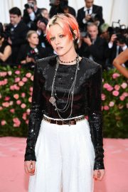 Kristen Stewart at The 2019 Met Gala celebrating Camp: Notes on Fashion in New York City 2019/05/06 16