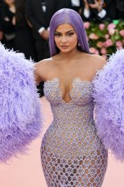 Kylie Jenner at 2019 Met Gala Celebrating Camp: Notes on Fashion in New York 2019/05/06 4