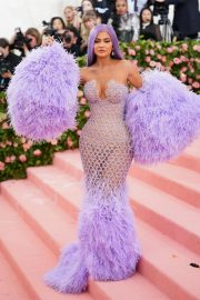 Kylie Jenner at 2019 Met Gala Celebrating Camp: Notes on Fashion in New York 2019/05/06 6