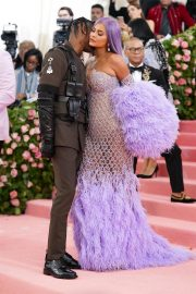 Kylie Jenner at 2019 Met Gala Celebrating Camp: Notes on Fashion in New York 2019/05/06 7