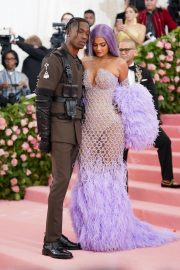 Kylie Jenner at 2019 Met Gala Celebrating Camp: Notes on Fashion in New York 2019/05/06 8