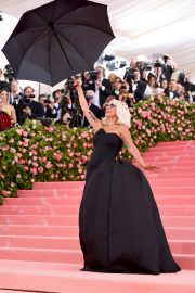 Lady Gaga at the 2019 Met Gala Celebrating Camp: Notes on Fashion in New York 2019/05/06 1