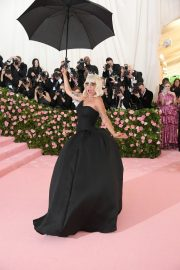 Lady Gaga at the 2019 Met Gala Celebrating Camp: Notes on Fashion in New York 2019/05/06 2