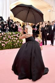 Lady Gaga at the 2019 Met Gala Celebrating Camp: Notes on Fashion in New York 2019/05/06 4