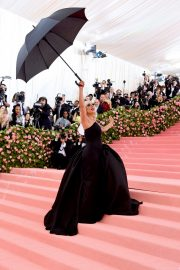 Lady Gaga at the 2019 Met Gala Celebrating Camp: Notes on Fashion in New York 2019/05/06 5