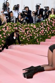 Lady Gaga at the 2019 Met Gala Celebrating Camp: Notes on Fashion in New York 2019/05/06 20
