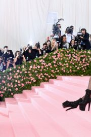 Lady Gaga at the 2019 Met Gala Celebrating Camp: Notes on Fashion in New York 2019/05/06 24