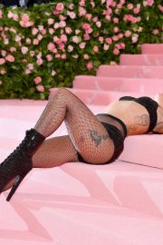 Lady Gaga at the 2019 Met Gala Celebrating Camp: Notes on Fashion in New York 2019/05/06 26
