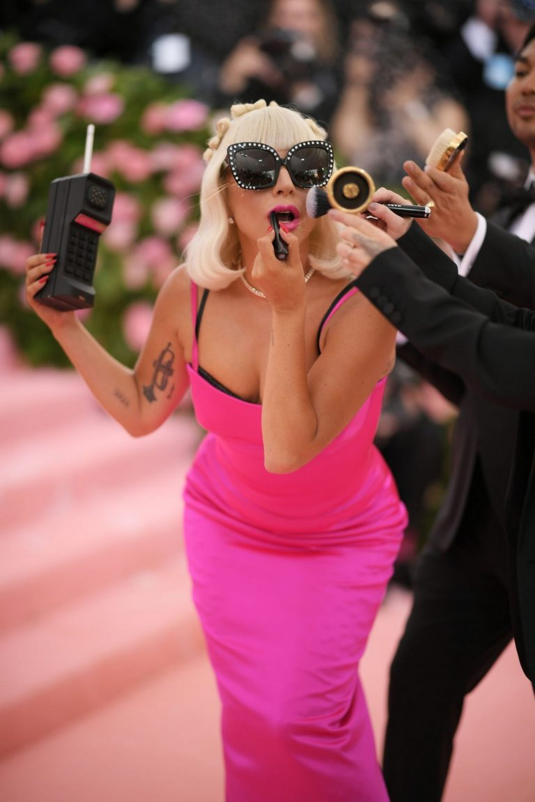 Lady Gaga at the 2019 MET GALA in New York 2019/05/06 4