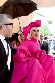 Lady Gaga Attends the 2019 Met Gala Celebrating Camp: Notes on Fashion in New York 2019/05/06 4