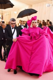 Lady Gaga Attends the 2019 Met Gala Celebrating Camp: Notes on Fashion in New York 2019/05/06 6